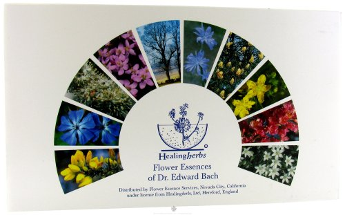Healing Herbs Kit - 40 pc,(Flower Essence Services)