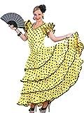 Vestido de traje de flamenco para Samba para mujer