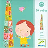 Forest Stacking Blocks by Djeco