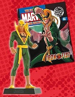 Eaglemoss Marvel Figurine Collection Nº 44 Iron Fist