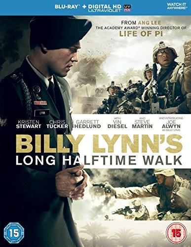 Billy Lynn's Long Halftime Walk [Reino Unido] [Blu-ray]