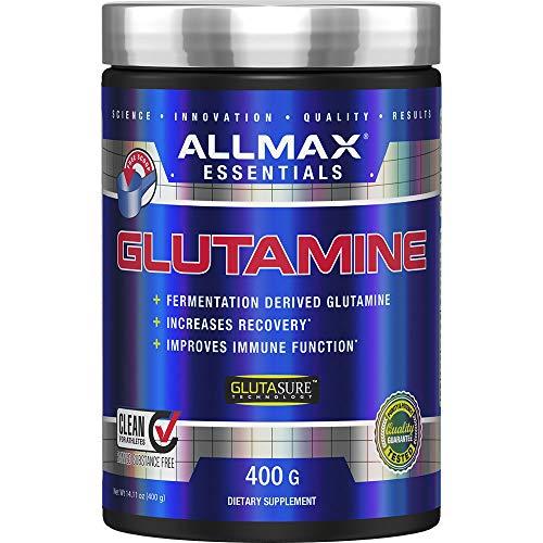 AllMax Nutrition Glutamine 400g