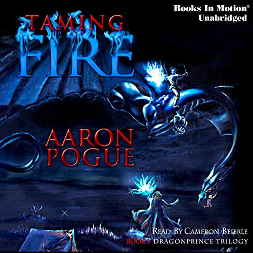 Taming Fire cover art