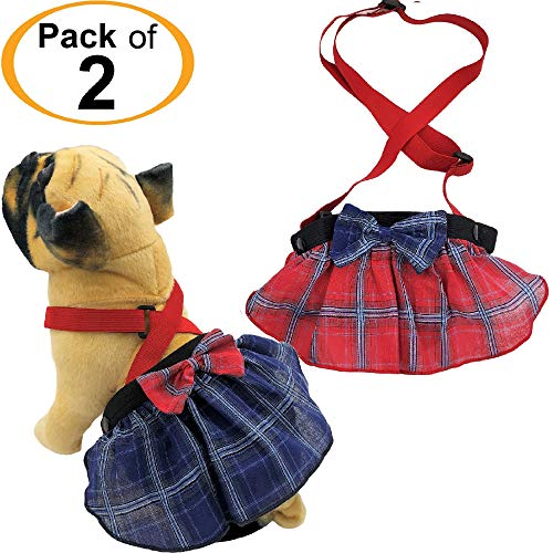 Female Dog Diapers With Suspenders That Work