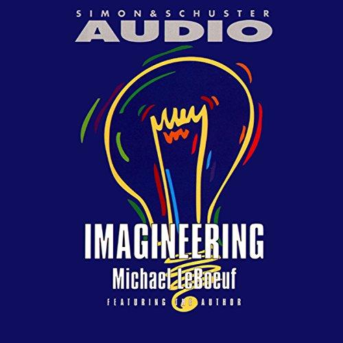 Imagineering audiobook cover art