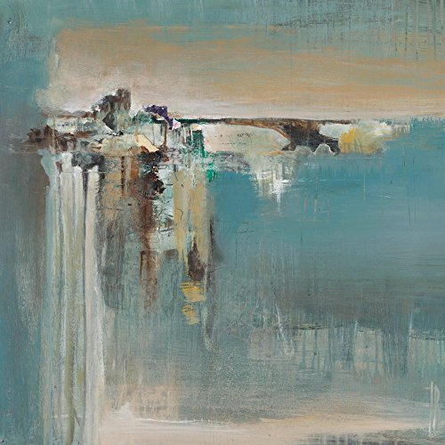 Giant Art One Piece Huge Modern Abstract giclee Canvas Print for Office Home Wall Decor with an Easy DIY Stretcher 72 x 72 inches, 72 x 72