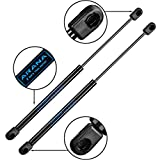 ARANA 15.7 inch 45lbs/200N Gas Struts Spring Shocks 16 inch 45 Pounds C16-15208 C16-22331 for ARE Topper Leer Truck Cap Camper Window Shell Door (Suitable Weight: 34-50 Lbs for One Pair)