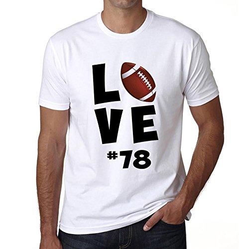 One in the City Love Sport 78, Camiseta Regalo, Regalo Hombre, Deporte Camisetas Hombre