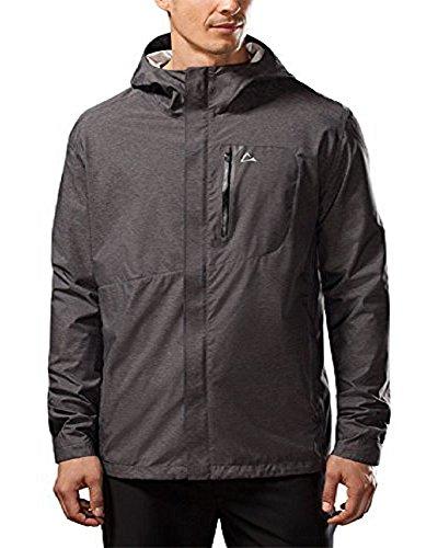 Paradox Waterproof Breathable Rain Jacket Men's - Black