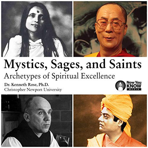 Mystics, Sages, and Saints copertina