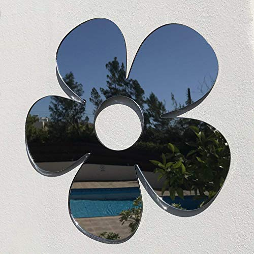 Super Cool Creations Daisy Flower Garden Mirrors