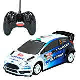 ColorBaby - Coche rc escala 1:20 Ford Fiesta RS CBtoys (46280)