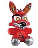 Funko Five Nights at Freddy's Nightmare Foxy Plush, 6'