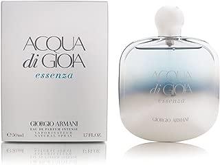 Giorgio Armani Acqua Di Gioia Essenza Eau de Parfum Intense Spray for Women, 1.7 Ounce
