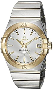 Omega Men's 123.20.38.21.02.002 Constellation Silver Dial Watch image
