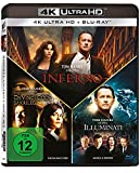 Illuminati / Inferno / The Da Vinci Code - 6-Disc-Set (3 UHD, 3 BD, Limited Edition) exklusiv bei...