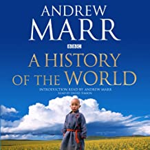 Best andrew marr history of the world audiobook Reviews