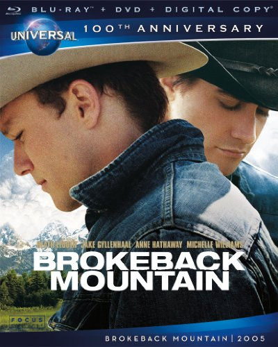Brokeback Mountain - Blu-ray + DVD + Digital Copy
