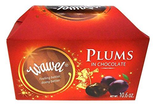 Pflaumen in Schokolade von Wawel 300g // Bombonierka sliwka w czekoladzie 300g - Wawel