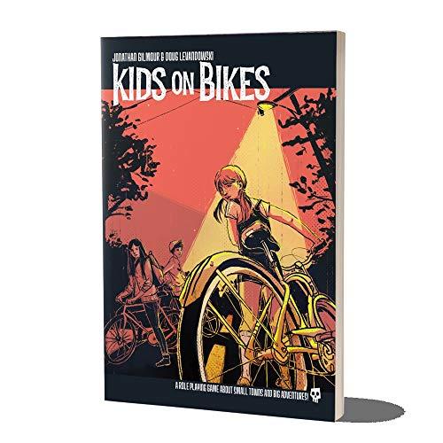 Need Games Kids ON Bikes Gioco di Ruolo in Italiano