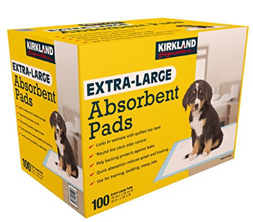 Kirkland Puppy Pad Costco