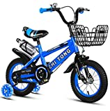 Archer Enfants Vélo Vélo Cadeau Sportif pour Enfants pour 3-6 Ans Vélo Et Formation Pneu Élargi...