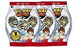 Yo Kai Watch. Pack de 3 Sobres. Serie 2