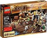 Lego, The Hobbit, Exclusive Barrel Escape (79004)