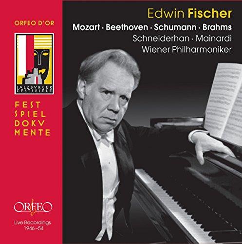 Edwin Fischer Salzburger Festspiele 1946-54