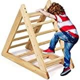 Best Dome Climbers - Costzon Wooden Climbing Triangle Ladder, Triangle Climber Review