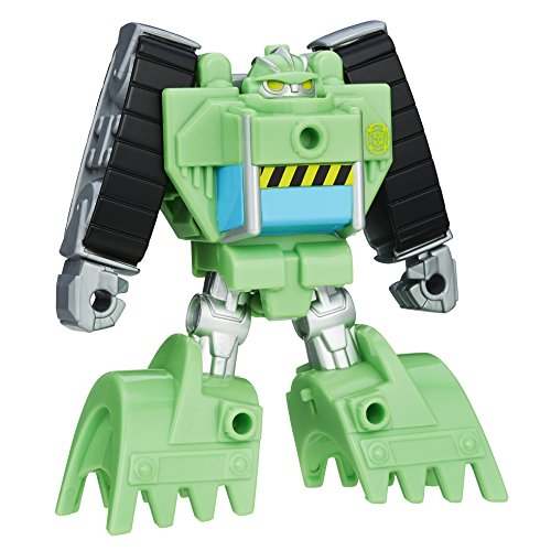 Transformers Playskool Helden Rettung Bots Rescan Boulder Construction Bot Action-Figur