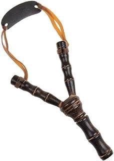 Uteruik Juguetes al Aire Libre, Estilo de bambú Sling Shot