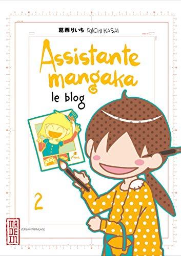 Assistante mangaka le blog, tome 2