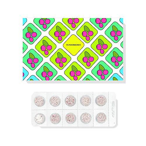 Wunderbeere/Miracle Berry Tabletten: 10 Stück - Agarbatti für tropischen Wohnduft (1)