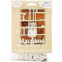 Pepperell MMJHK Modern Macrame Hanging Jar Kit