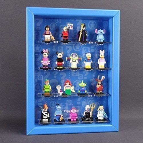 promocionales de incentivo Caja para Figuras Vitrina de Colección para para para Lego Serie 71012 Minifiguras Disney Figuras  entrega rápida