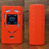 ModShield for Smok ProColor 225W TC Silicone Case ByJojo Cover Skin Wrap Shield (Red)