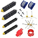 aoteng Accessory Kit for Irobot Roomba 600 Series Robot Vacuum Cleaner Replacement Parts 529 585 595 600 610 620 630 650 660 670