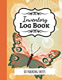 Inventory Log Book: Ledger / Keeper / Accounting / Tracking Sheets / Record / Tracking Book / Organizer