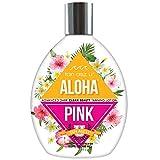 ALOHA PINK Advanced Dark Clean Beauty Tanning Lotion