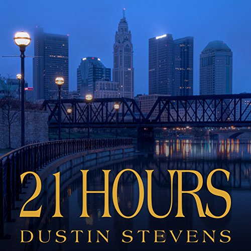 21 Hours audiobook cover art
