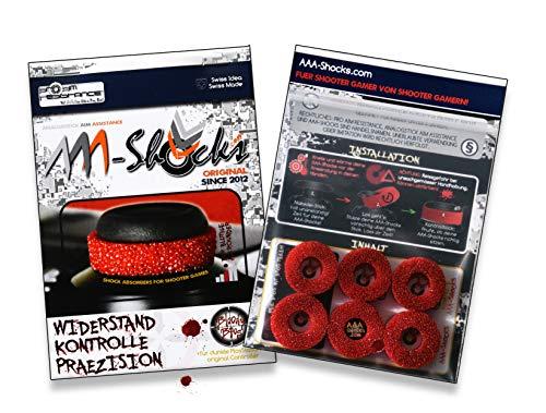 """AAA-Shocks (Original Analogstick Aim Assistance Stossdämpfer Zielhilfe für Shooter Games): \""""Bloody Bros\"""" für PlayStation 4"""