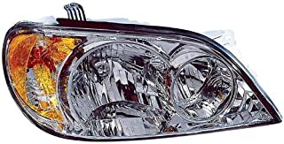 Depo 323-1111R-AS Kia Sedona Passenger Side Replacement Headlight Assembly