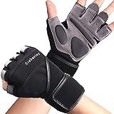 Grebarley Fitness Handschuhe,Trainingshandschuhe,Gewichthebehandschuhe für...