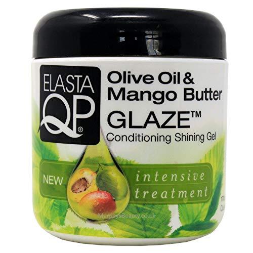 Elasta QP -glaze maximum hold shining gel - (170gr. Dose)