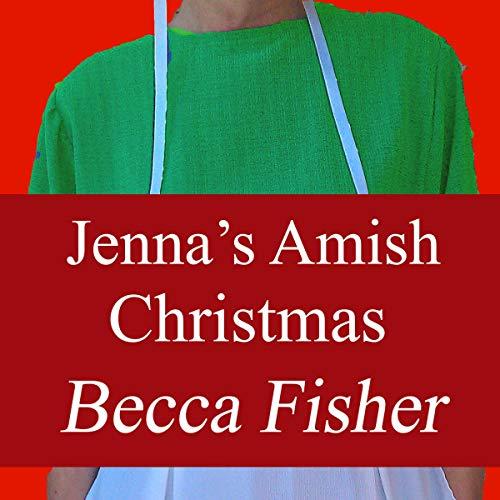 Jenna's Amish Christmas audiobook cover art