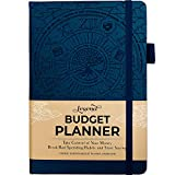 Legend Budget Planner - Deluxe Financial Planner Organizer & Budget Book. Money Planner Account Book & Expense Tracker Notebook Journal for Household Monthly Budgeting & Personal Finance – Black