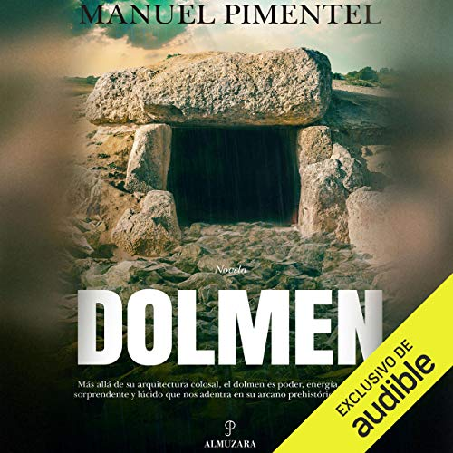 Dolmen [Spanish Edition] audiobook cover art