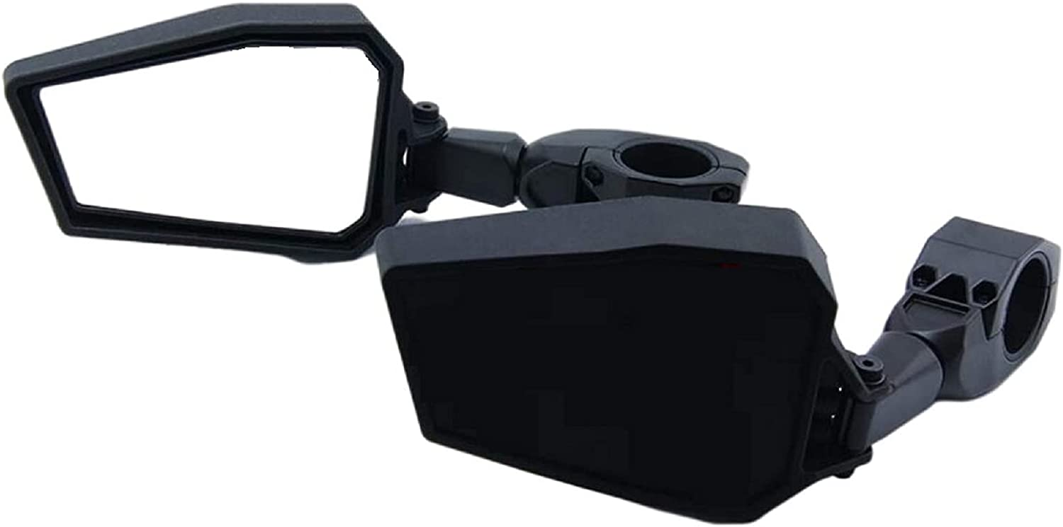 Side Deluxe Rearview Mirrors For 2008-2020 Polaris RZR Charlotte Mall 900 1000 XP 800