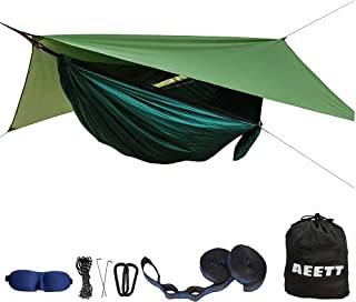 AEETT Camping Hammock XL Double Hammock for Hiking Travel Backpacking
